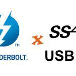 Cavo Thunderbolt o USB 3.0: scopri qual'è sia la migliore alternativa